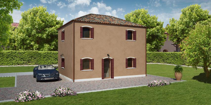 Excellent casa in legno a soli uac with case a basso costo - Costo costruzione casa in legno ...