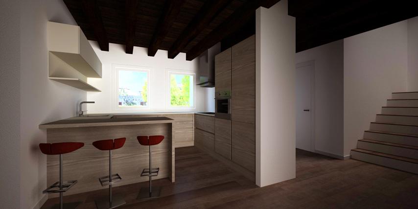 Modello doge 200 m2 casa in legno con tetto friuli o a for Casa moderna con tetto in legno